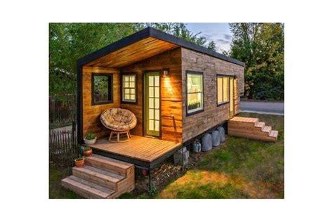 desain rumah kayu kecil  unik gedubarcom