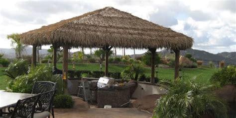 Palapa Thatch by Backyard Palapa Kits Landscaping Network