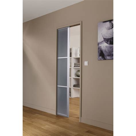 porte placard coulissant leroy merlin 28 images porte de placard coulissante effet b 233 ton
