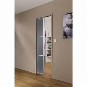 porte exterieur lapeyre portes de garage ext rieur With porte de garage de plus porte coulissante À galandage