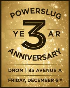 RA: Powerslug 3-Year Anniversary Party Feat. Le Youth and ...