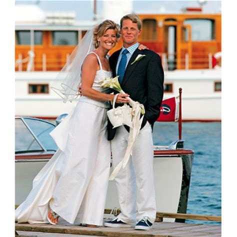 Ashleigh and Howard in Kenora, Ontario : Brides.com