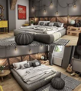 7, Teenage, Bedroom, Design, Ideas, Which, Is, Cool, And, Unique