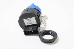 New Holland Tc30 Ignition Switch