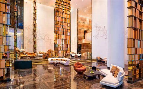ways hotel lobbies teach   interior design