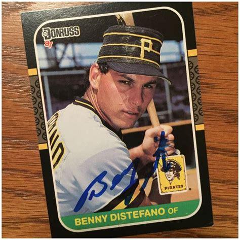 Benny Distefano Ttm Success Bravestarr Cards