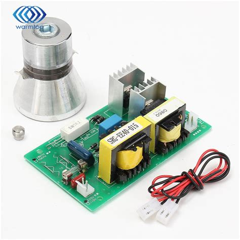 high performance 100w 28khz ultrasonic cleaning transducer cleaner power driver board 220vac
