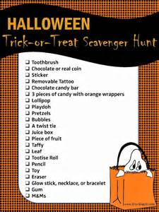 Halloween Treasure Hunt Riddles Adults by Scavenger Hunt