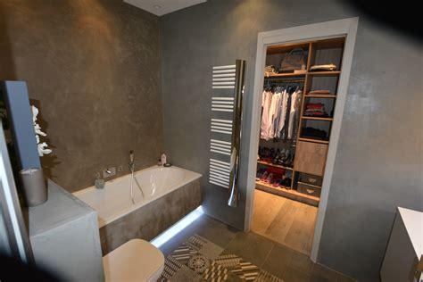 chambre dressing salle de bain stunning salle de bain et dressing contemporary awesome