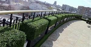 Haie Naturelle Brise Vue : brise vue balcon pour assurer en mati re d 39 intimit et de ~ Premium-room.com Idées de Décoration