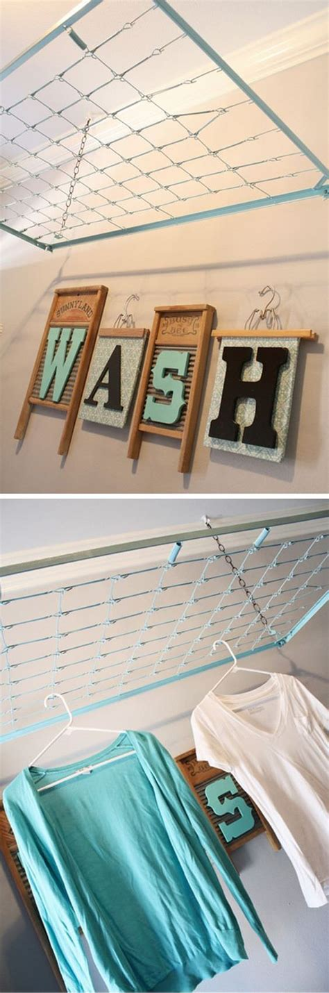 Diy Laundry Room Decor - diy laundry room projects decorating your small space