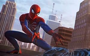 Spider-Man PS4 dévoile ses graphismes via de nouveaux ...