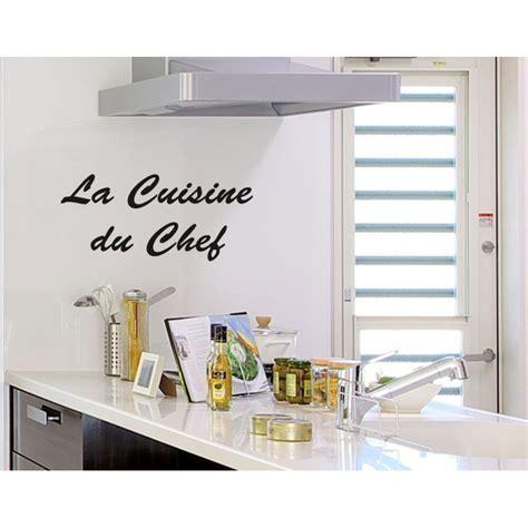 cuisine du chef sticker quot la cuisine du chef quot