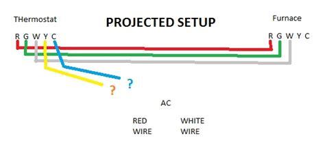 Honeywell Rthwf Thermostat Wiring Question Hvac