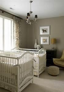 tendance chambre enfant 40 ides dco pour une chambre With chambre bébé design avec meuble a fleur