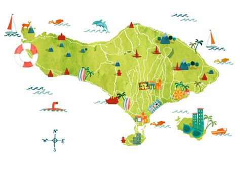 awesome maps illustrations