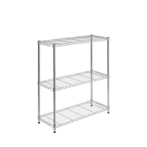 Home Shelving Units by 6 Shelf Steel Commercial Shelving Unit Hd32448rcps The