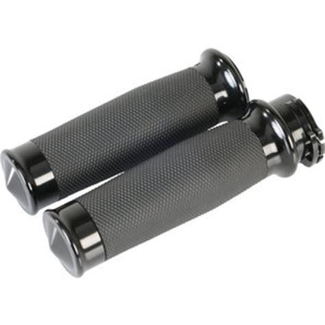 Davidson Handlebar Grips by Buy Handlebar Grips For Harley Davidson Black Aluminium