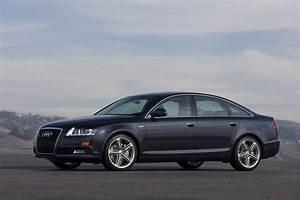 Audi A6 2010 : 2010 audi blue pearl effect a6 3 0t side eurocar news ~ Melissatoandfro.com Idées de Décoration