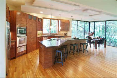 wooden luxury kitchen bellisima