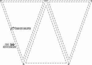 Girlande Basteln Vorlage : wimpel vorlage a4 schulanfang pinterest wanddeko selber machen schult te und schultipps ~ Watch28wear.com Haus und Dekorationen