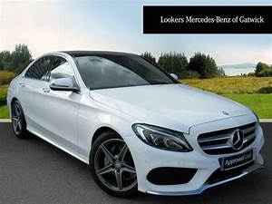 Mercedes Classe C Amg 2017 : mercedes benz c class c200 d amg line premium white 2017 03 15 in crawley west sussex gumtree ~ Maxctalentgroup.com Avis de Voitures