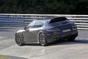 Porsche Panamera Break : porsche panamera shooting brake new spy shots gtspirit ~ Gottalentnigeria.com Avis de Voitures