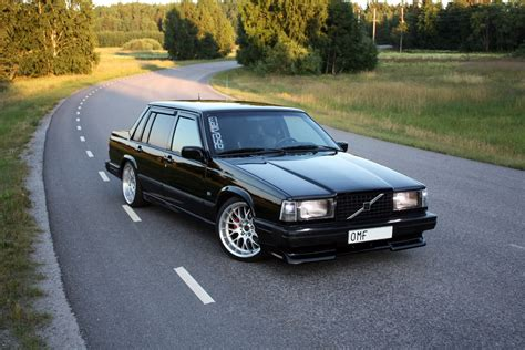Volvo 740 Photos, Informations, Articles