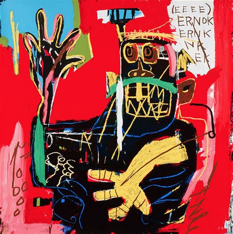 Ernok By Basquiat  Guy Hepner