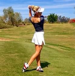 Female Golfer Paige Spiranac