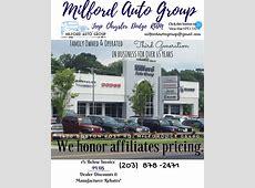 Milford Chrysler Jeep Dodge Ram Milford, CT Read