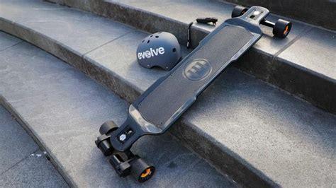 h i tech evolve s electric skateboard techcrunch