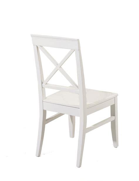 chaise en bois blanc pas cher helvia co