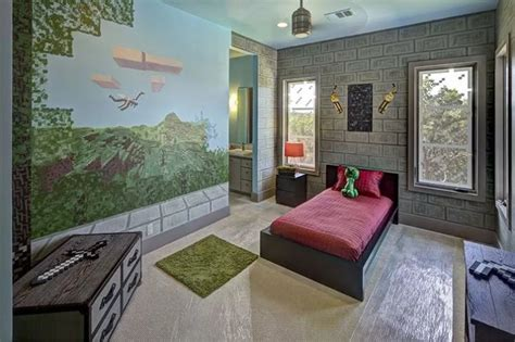 20+ Minecraft Bedroom Designs, Decorating Ideas Design
