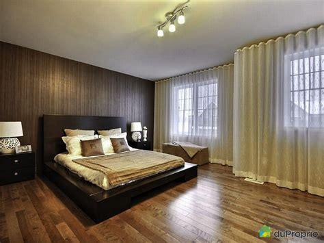 chambres modernes chambre maitre moderne design de maison