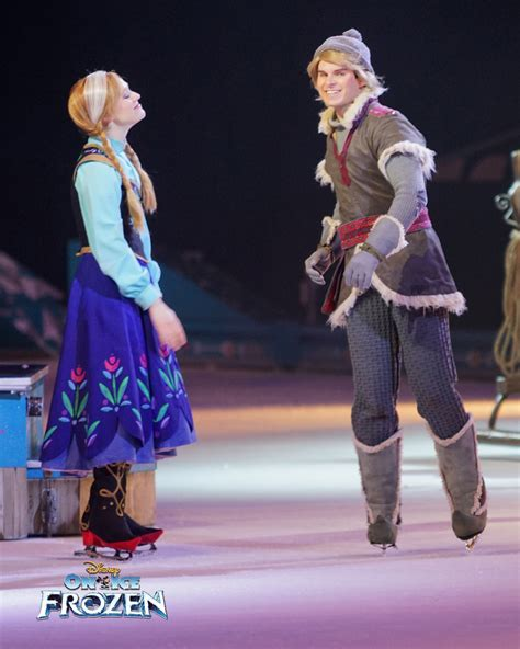 Anna & Kristoff   Disney On Ice - Frozen Consol Energy ...