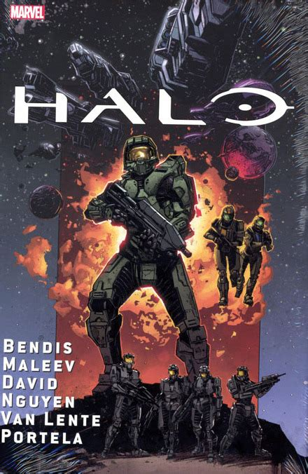 Halo Oversized Collection Volume Comic Vine