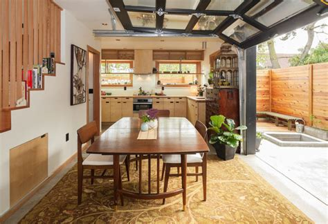 Japanese Modern ADU- Tiny House for a Designer - Modern