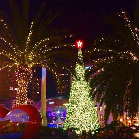 christmas tree lighting events near me union square christmas tree christmas trees san
