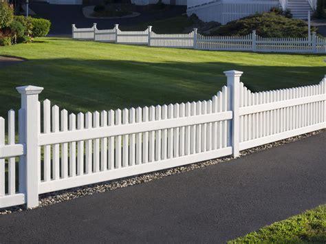 styles  vinyl fence   property  vinyl
