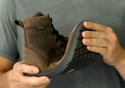 Drop Zero Boots Waterproof Natural Foot Lems