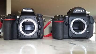 F6 Nikon Left D750 Substance Camera