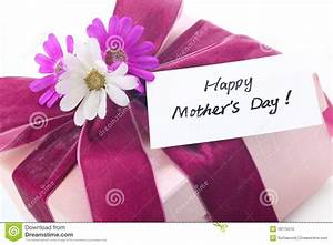 Gift For Mother's Day Stock Photo - Image: 18775010