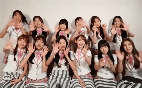 Iz*one Officially Greets Fans For First Time
