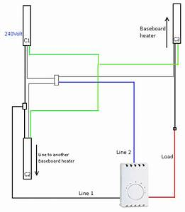 I Am Replacing A Cadet Listed Thermostat 5c86 Model C2002