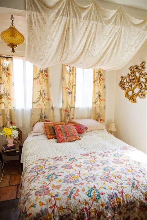chambre boheme chic décoration chambre boheme