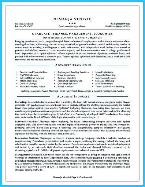 best corporate resume format resume template easy http