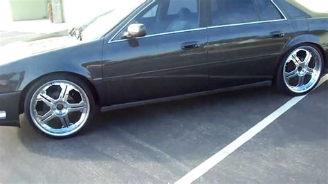 my 2003 cadillac deville on 22 inch dvinci wheels youtube
