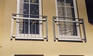 gerd langer metallbau franzosische balkone With französischer balkon mit gartenzaun pfosten setzen