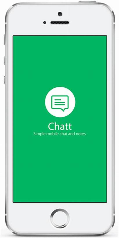 App Chatt Template Chat Swift Ios Overview